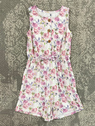 Charlies Project Violet Blossom Romper