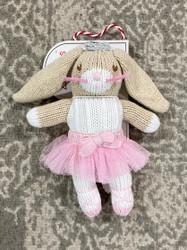 """Zubels 7"""" Ballet Bunny"""