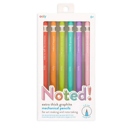 Noted! Graphite Mechanical Pencils