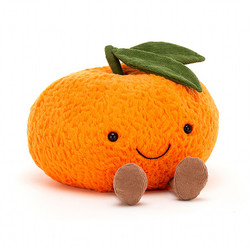 Jelly Cat Small Amuseable Clementine