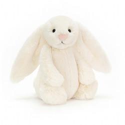 Jelly Cat Medium Bashful Cream Bunny