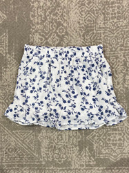 For All Seasons Floral Gauze Shorts