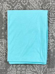 Pastel Receiving Blanket- Mint