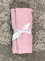 Petal Muslin Swaddle Blanket