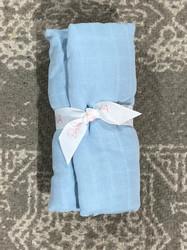 Sky Muslin Swaddle Blanket