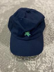 J Bailey Navy Logo Cap