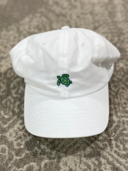 J Bailey White Logo Cap