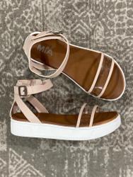 Mia Deisy Little Elle Blush Platform Sandal