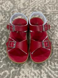 Foot Mates Red Tide Sandal