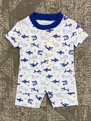 Kissy Kissy Shark PJ Set
