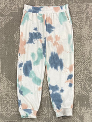 For All Seasons Oatmeal Brushed Hacci Joggers