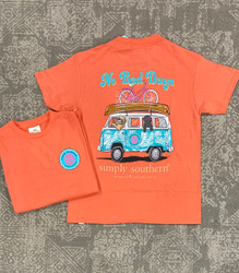 Simply Southern Sockeye Days YOUTH T-Shirt