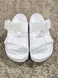 Corkys ADULT White Slides