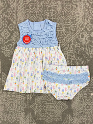 Magnificent Baby Ice Cream Baby Magnetic Dress Set