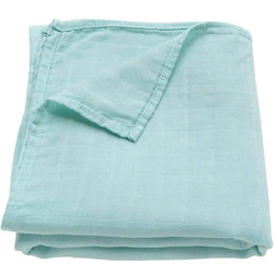 Ali+Oli Muslin Swaddle- Mint