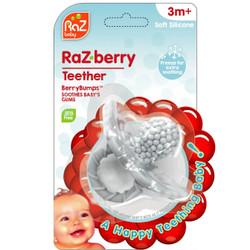 RazBerry Teether- Cookies N Cream