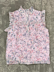 Hayden Pink Floral Top