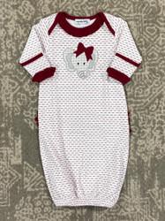 Magnolia Baby Elephant Ruffle Gown
