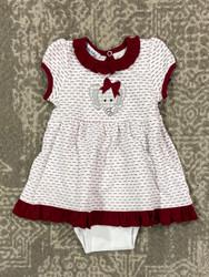 Magnolia Baby Elephant Dress Set