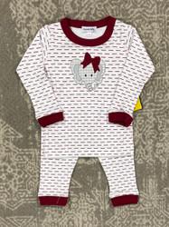 Magnolia Baby Girl Pajamas