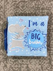 Mud Pie Big Brother Book