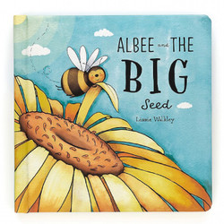 Jelly Albee and the Big Seed Book