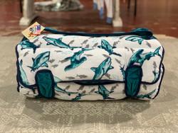 Ozark Mountain Shark Plush Nap Mat