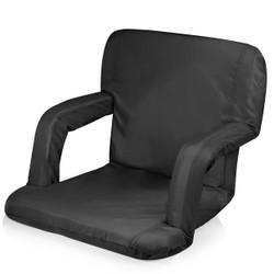 Reclining Stadium Seat- Black