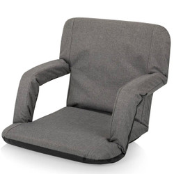 Reclining Stadium Seat- Gray