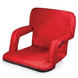 Reclining Stadium Seat- Red