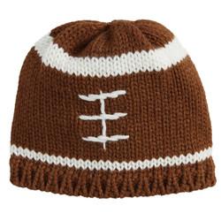 Mud Pie Football Knit Hat