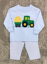 Bailey Boys Hay Tractor Boys Pant Set