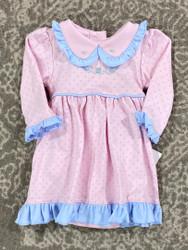 Magnolia Baby Celeste's Classic Emb. Dress Set