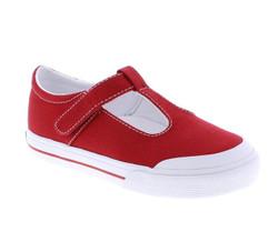 Foot Mates Red Drew