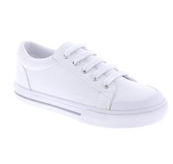 Foot Mates White Taylor