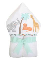 3 Marthas Safari Everykid Towel