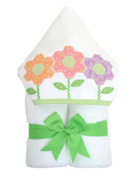 3 Marthas Daisy Everykid Towel