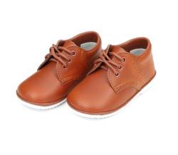 Lamour James Cognac Lace Up Shoe