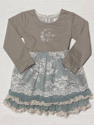 Evie's Closet O Holy Night Dress
