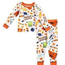 MudPie Halloween Candy Pajamas