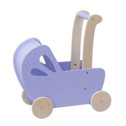 Light Purple Pram Doll Stroller