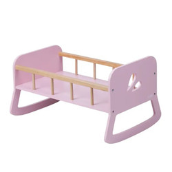 Light Pink Doll Cradle