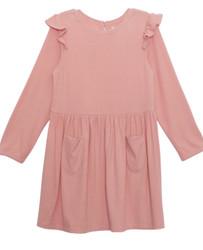 Mabel & Honey Pink Bella Beauty Knit Dress