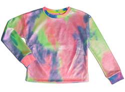 Mia Multi Rainbow Sweatshirt