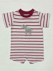 Ishtex Boy Elephant Romper