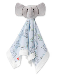 Magnificent Baby Blue Elephant Lovey