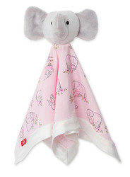 Magnificent Baby Pink Elephant Lovey
