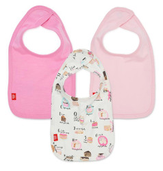 Magnificent Baby Cake My Day 3 Pk. Bibs