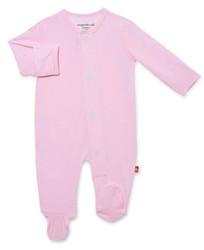 Magnificent Baby Sweet Pink Footie