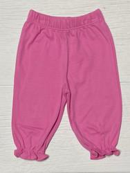 Lily Pads Bubblegum Ruffle Bloomer Pants